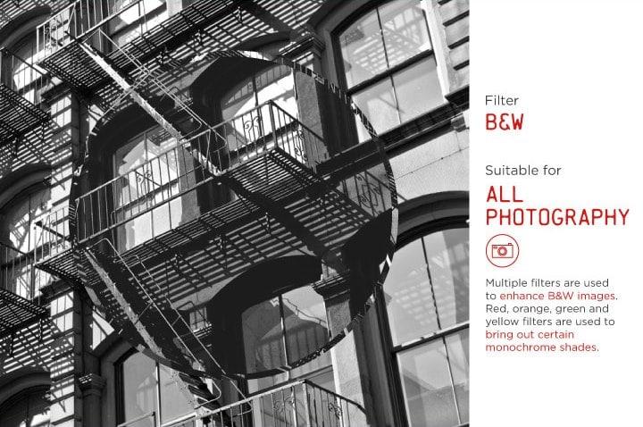 B&W Filter