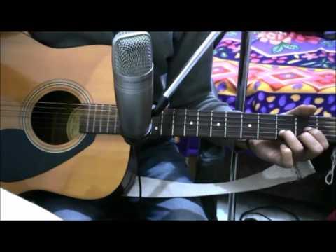 Guitar zindagi guitar chords : Ae Zindagi Gale Laga Le Chords Dear Zindagi - GuitarUtha.com