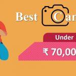 Best DSLR cameras under 70000 in india
