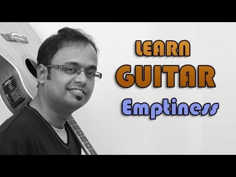 Emptiness Guitar Chords Gajendra Verma Guitarutha