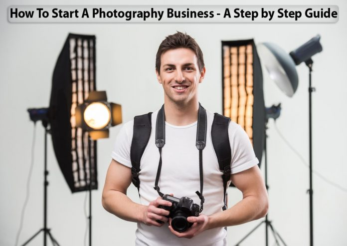 How To Start A Photography Business - A Step by Step Guide-min