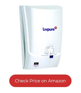 Livpure Glitz 7 L UV + UF Water Purifier