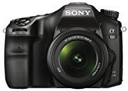 Sony Alpha A68K 24.2 MP Digital SLR Camera (Black) with 18-55 mm Lens (ILCA-68K)Free(sony...
