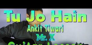 TU JO HAIN CHORDS CAPO VIDEO THUMBNAIL