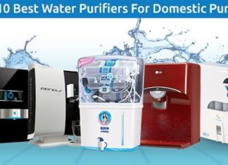 best ro water purifiers for home use