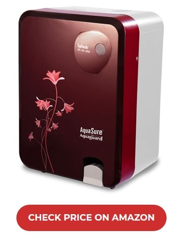 aquasure splash purifier