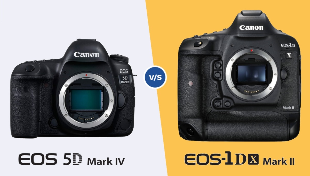 5D-mark-iv vs Eos-1Dx-mark-ii