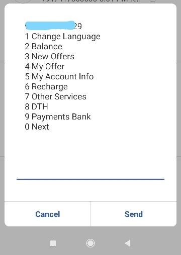 how to know airtel offers_LI