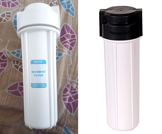water purifier prefilters
