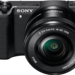 sony alpha 5100 front