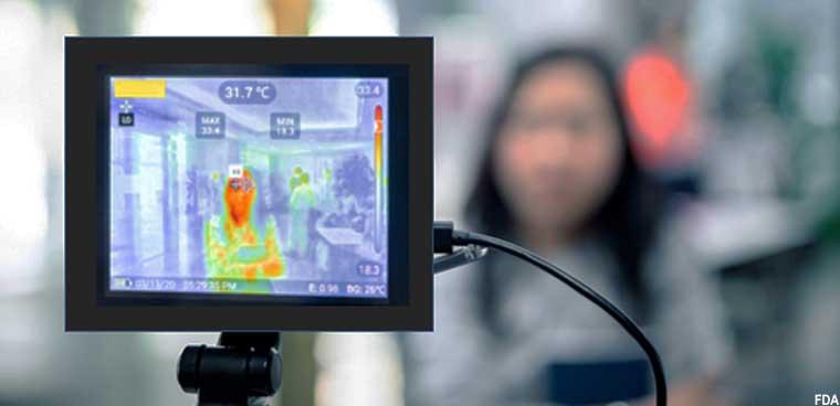 thermal camera uses