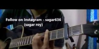 tu jo hain guitar chords video thumbnail